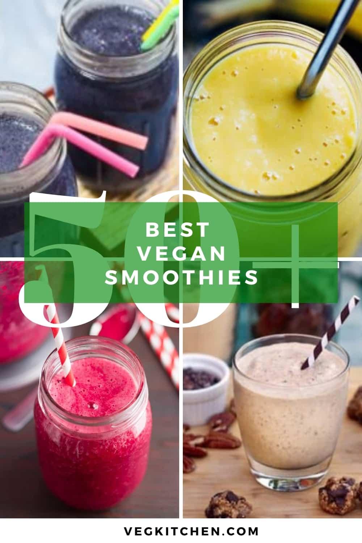 vegan friendly smoothie recipes