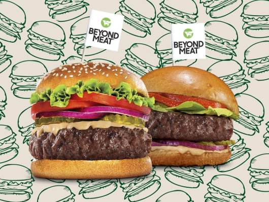 Beyond Meat Partners with McDonald's, Pizza Hut, Taco Bell and KFC Plants Digest Vegan News