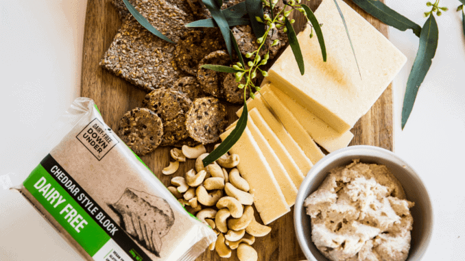 Product range from Dairy-Free Down Under