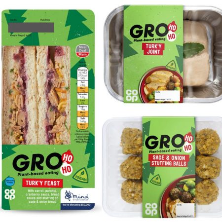 Three new GRO products