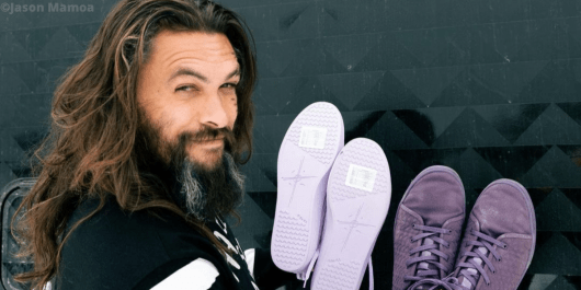 Jason Momoa's Vegan Shoes Made From Algae Just Launched