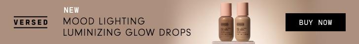 Glow Drops - 728x90