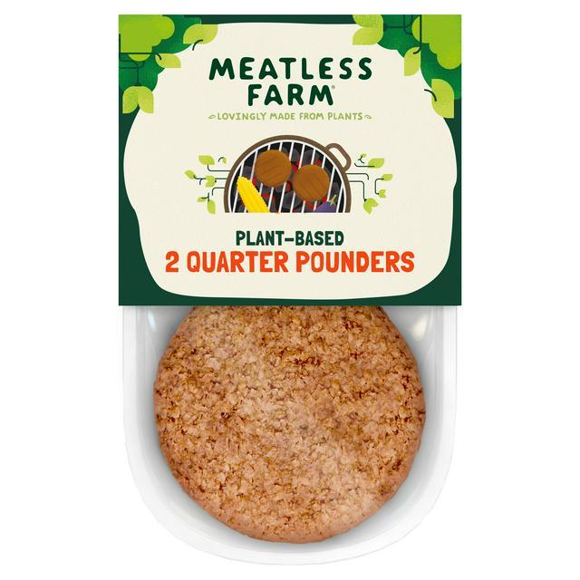 Meatless Farm Burger