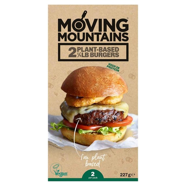 Moving Mountains Burgers