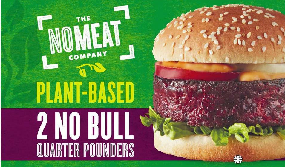 No Bull Burger