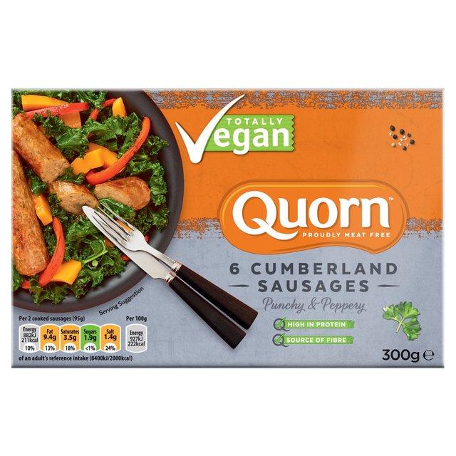 Quorn Vegan Sausage