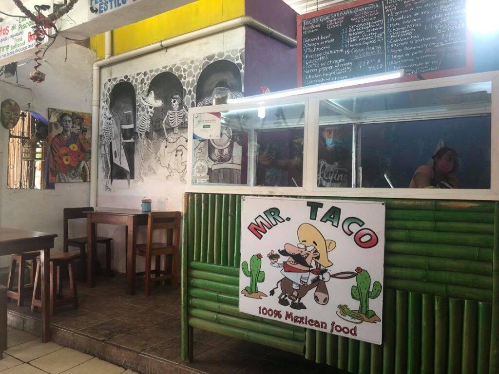 mr taco vegan burrito