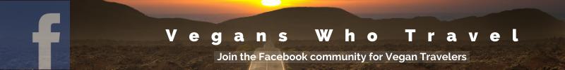 vegan travel facebook group