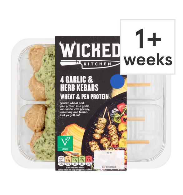 Wicked Kitchen Skewers