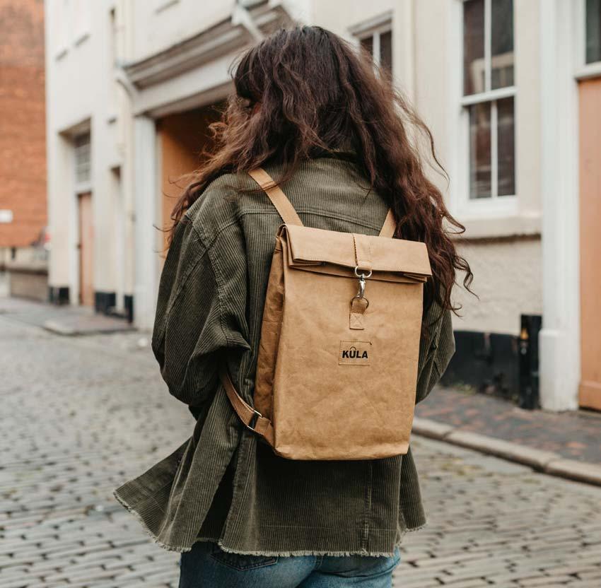 Bridgewater Backpack by Kula Bags