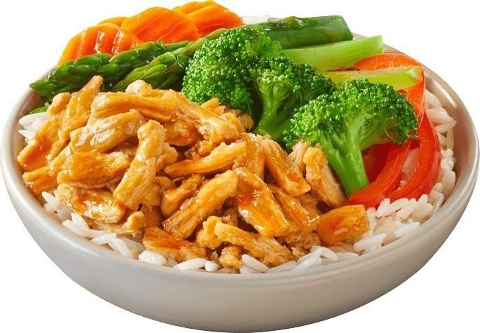 CHKN Not Chicken bowl