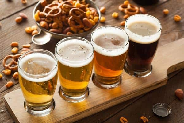 Chinova Bioworks beer