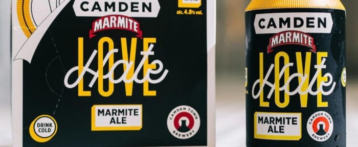 Camden Town Brewery To Launch Vegan Marmite Ale