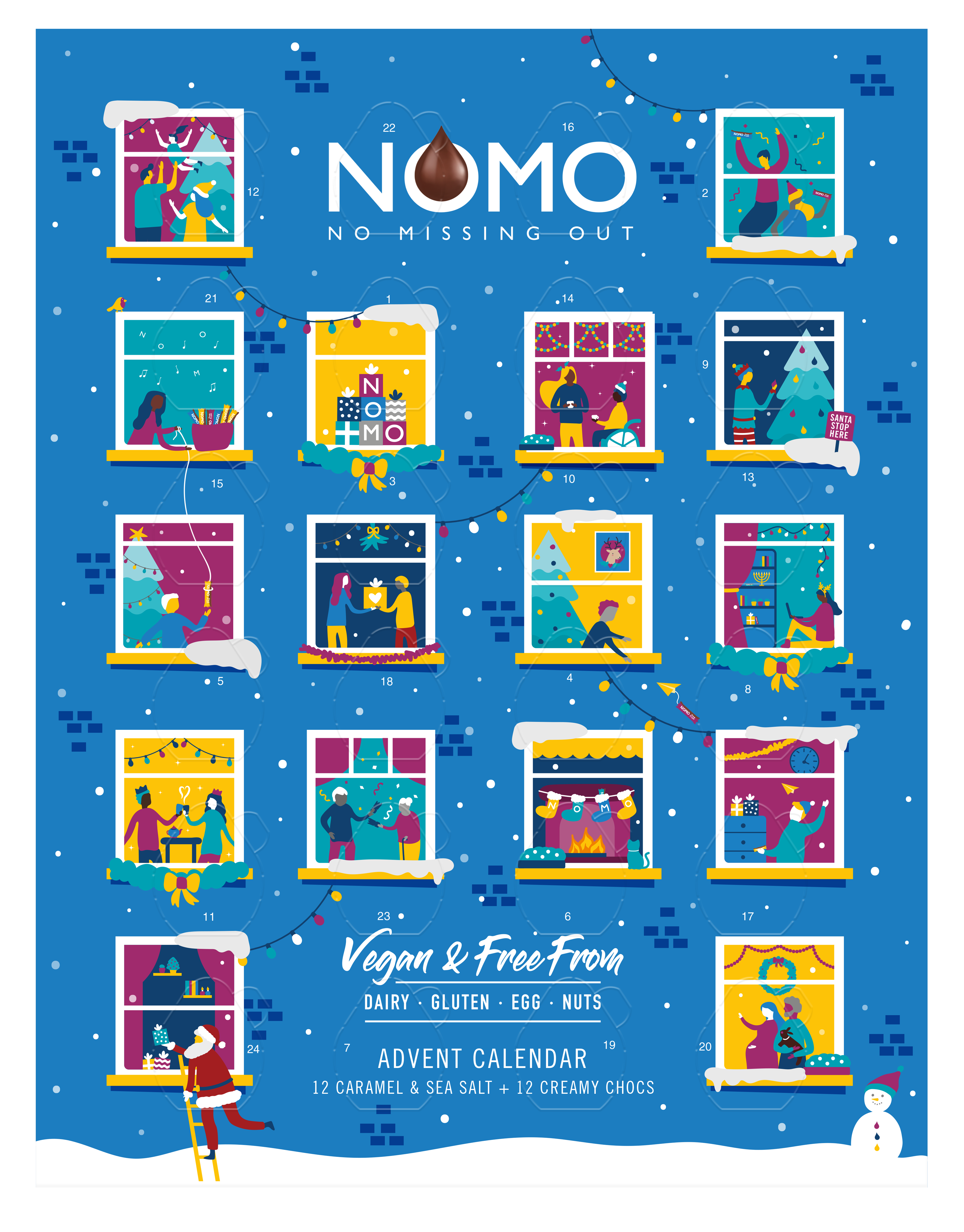 NOMO launches a merry host of Christmas goodies 2