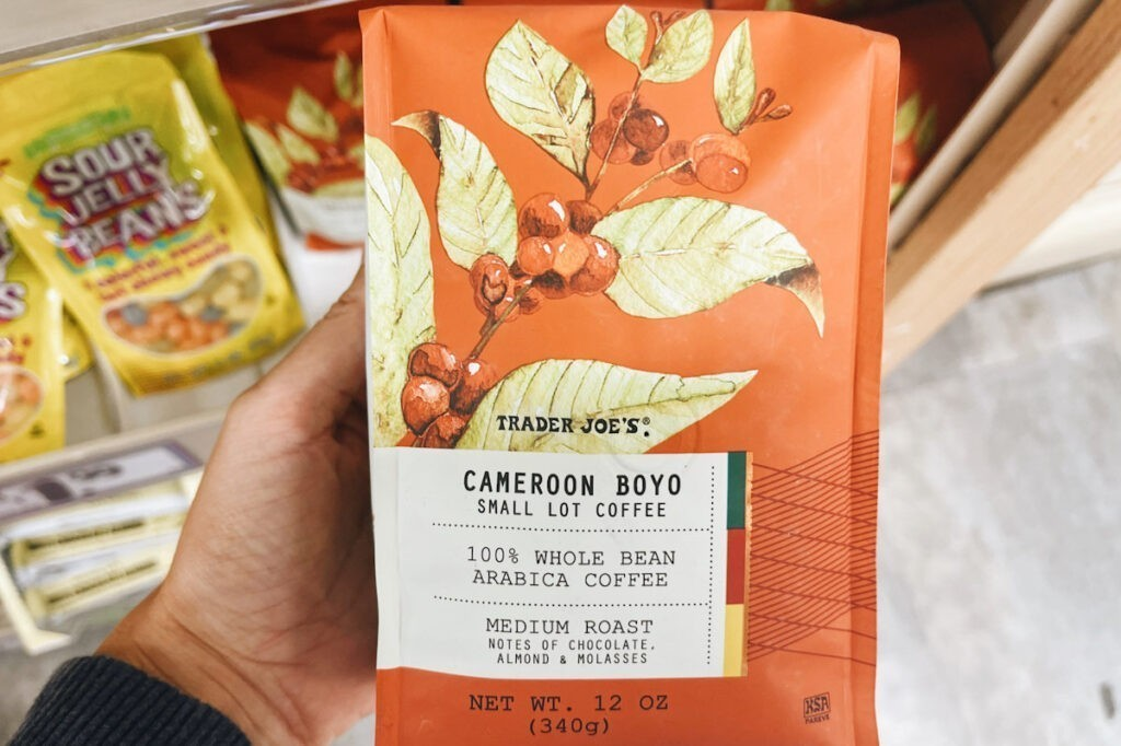 Cameroon Boyo coffee