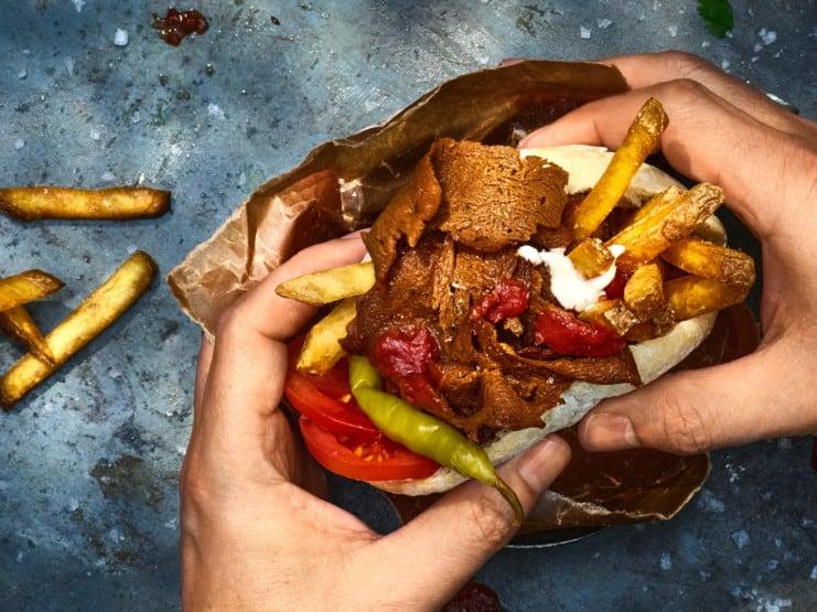 Oumph Kebab Doner Style lifestyle