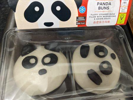 M&S Panda Buns