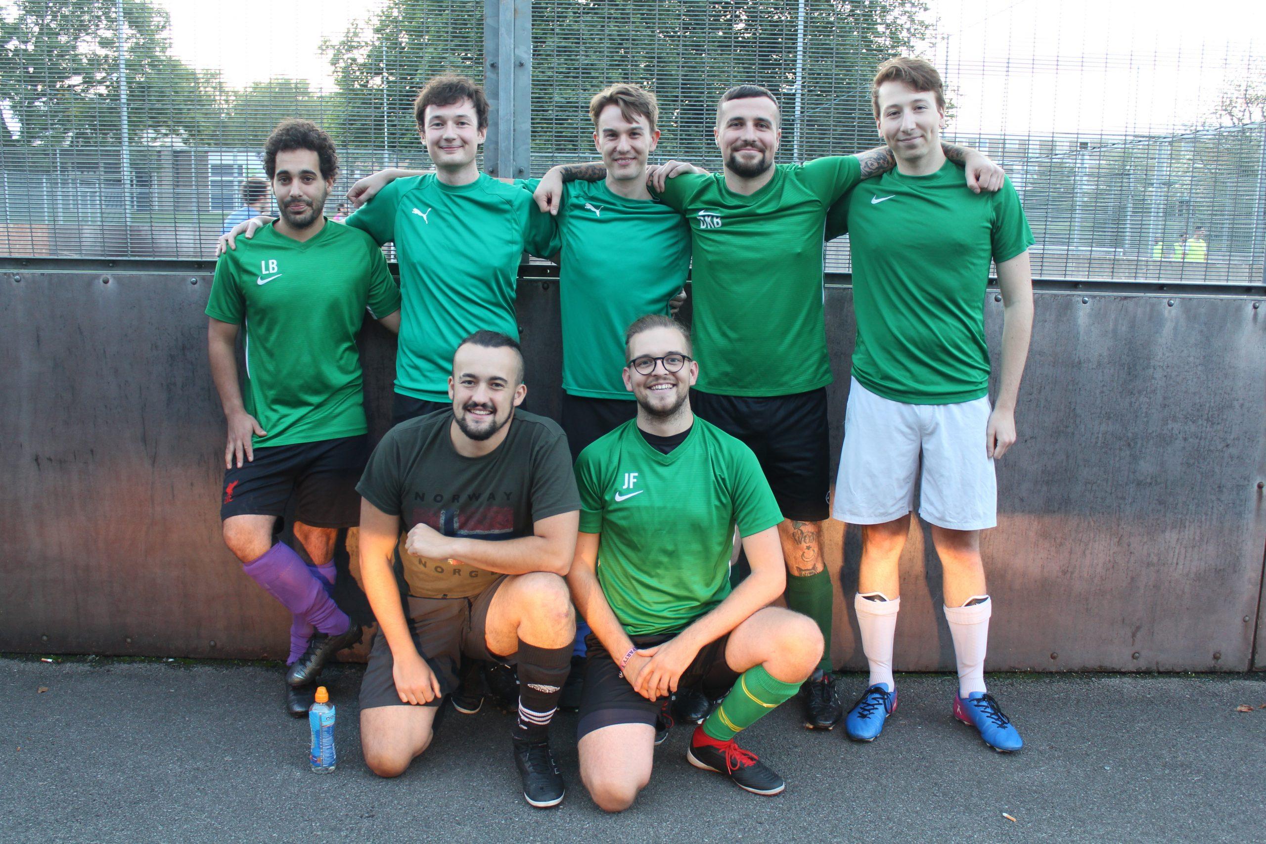 vegan football team kale madrid