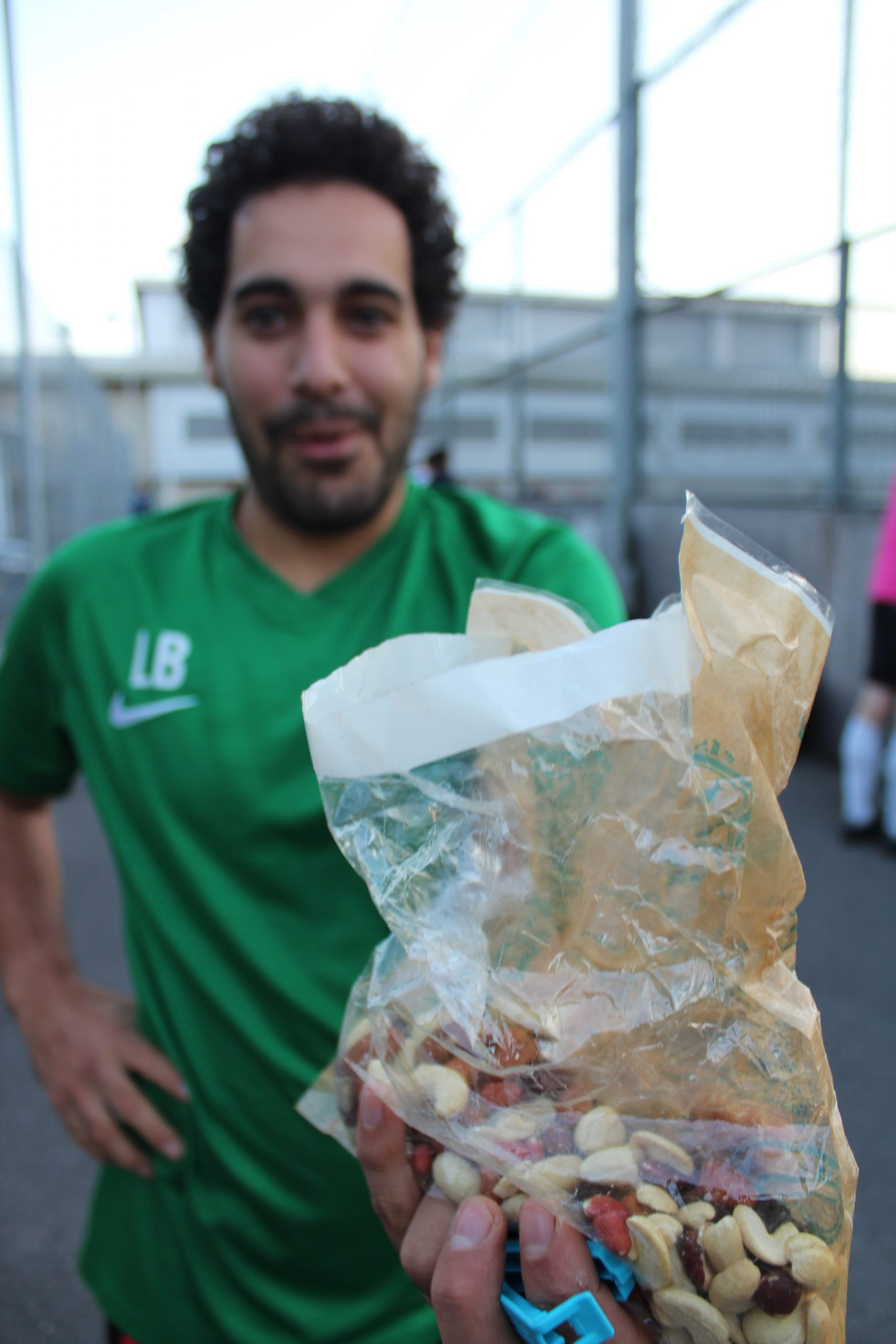 Vegan football team Kale Madrid gain sponsorship 1