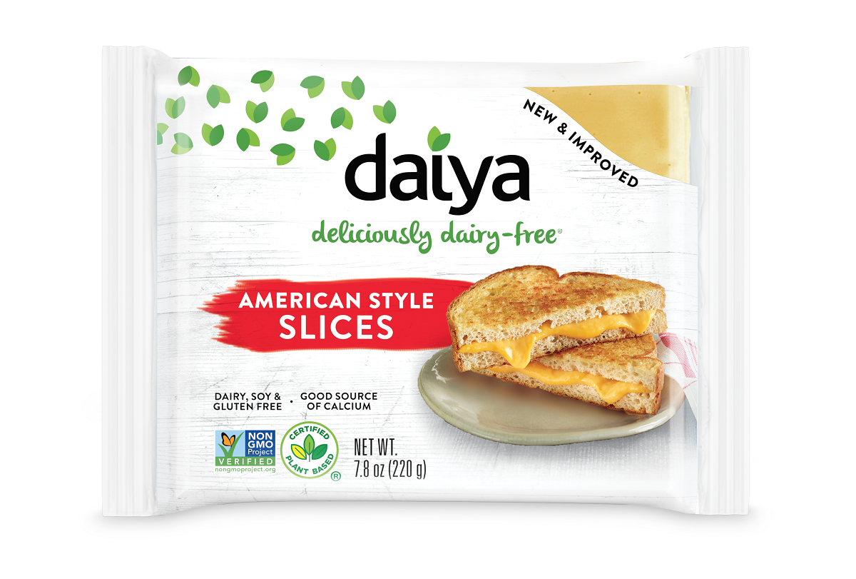 Daiya Slices American Style