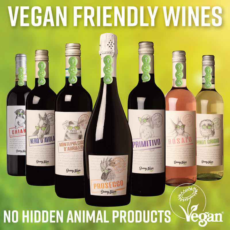 Good Earth Vegan Wine