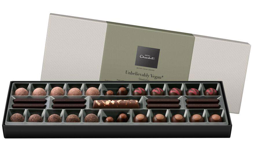 Hotel Chocolat Vegan Sleekster