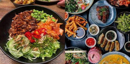 Previous plant based dishes