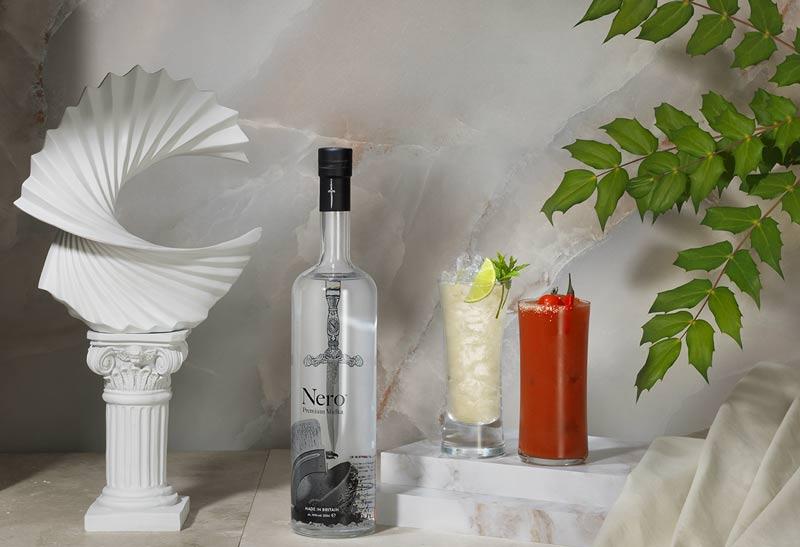Nero Premium Vegan vodka