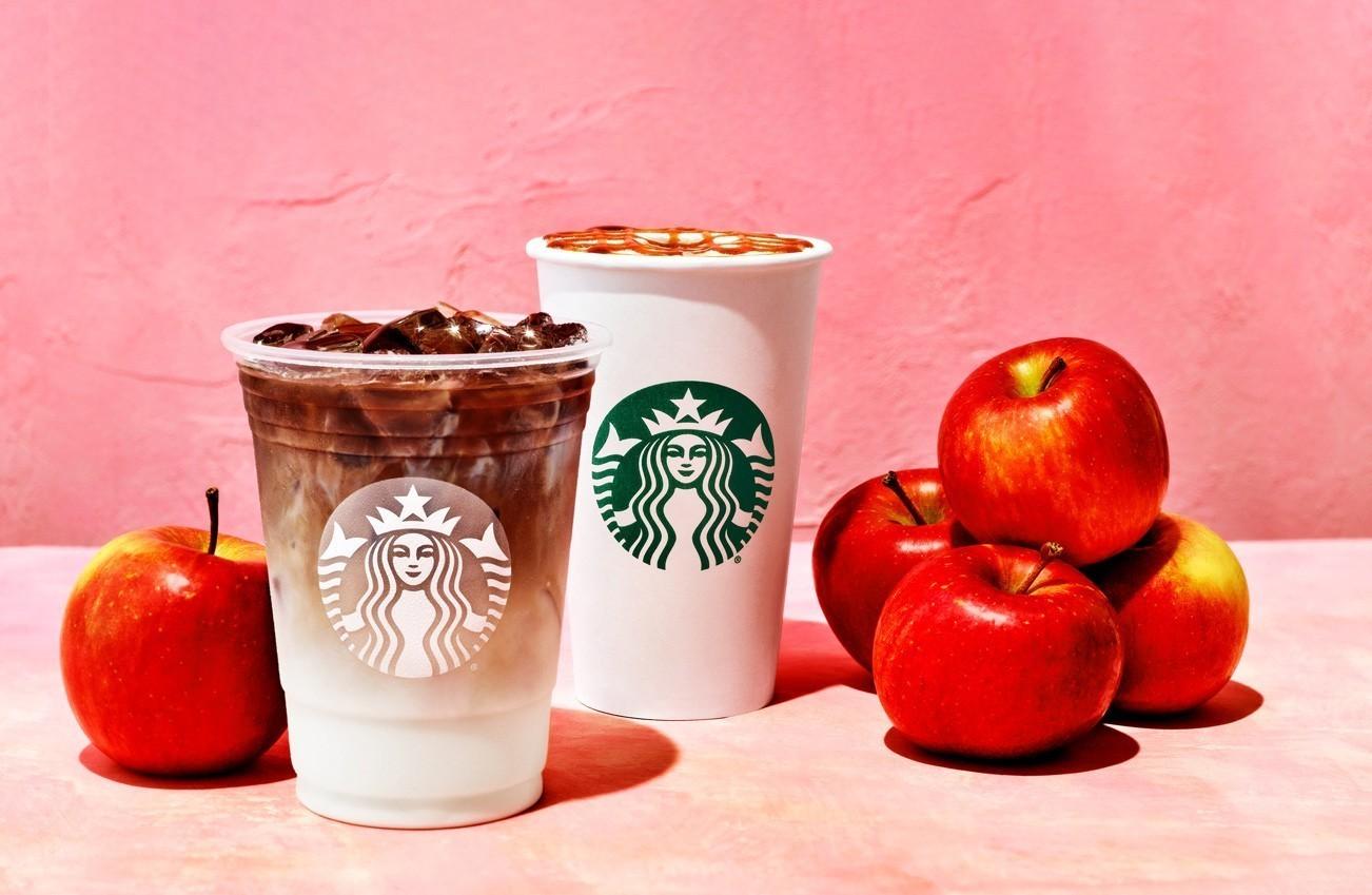 VegNews.StarbucksApplePieMacchiato