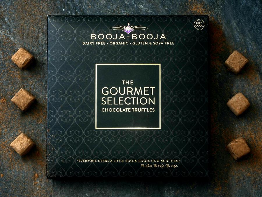 Booja Booja chocolate