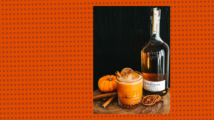 fall cocktail recipes with tequila and mezcal