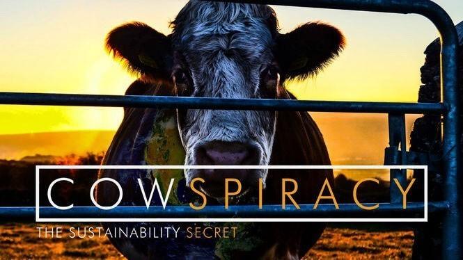 vegan documentaries - Cowspiracy