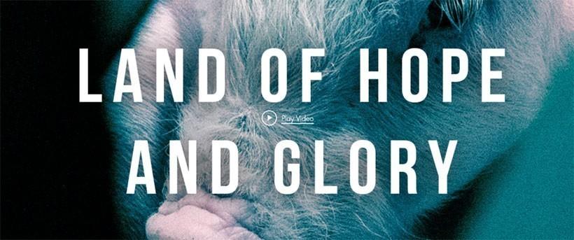 vegan documentaries - Land of Hope and Glory
