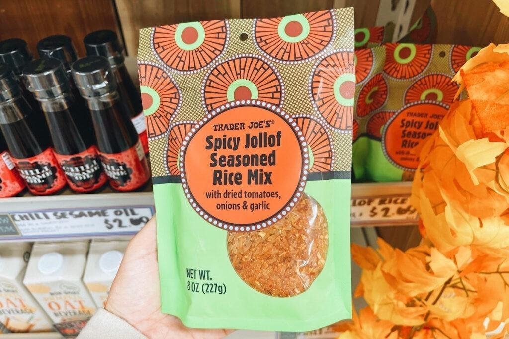 Trader Joe's jollof rice