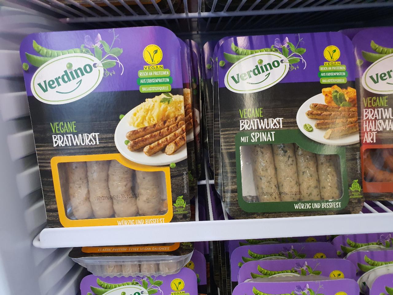 Verdino Green Foods